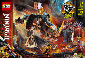 LEGO Ninjago L'animal de combat de Zane 71719