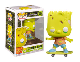Funko POP! TV: The Simpsons The Treehouse of Horror - Zombie Bart