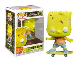 Figurine en Vinyle Zombie Bart par Funko POP! The Simpsons The Treehouse of Horror