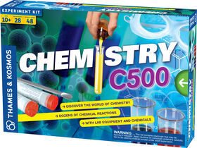 Chemistry C500 - English Edition