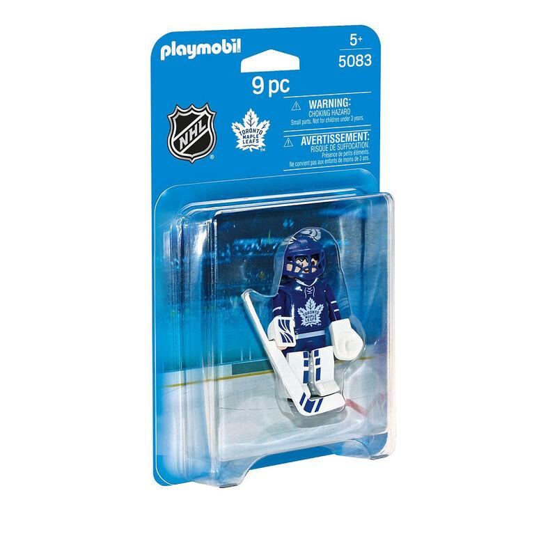 Playmobil - LHN Gardien de but des Toronto Maple Leafs