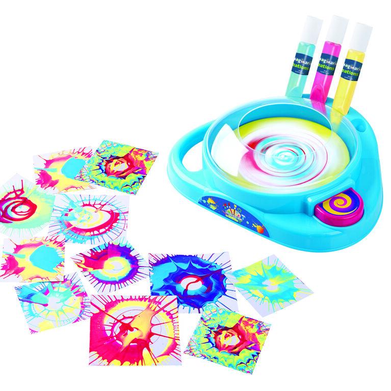 Imaginarium Creations - Paint Art Whirlpool