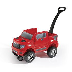 Step2 - Porteur 2 en 1 Ford F-150 SVT Raptor - Rouge
