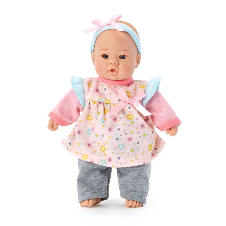 Madame Alexander - 8Inch Lil' Cuddles Baby - Pink