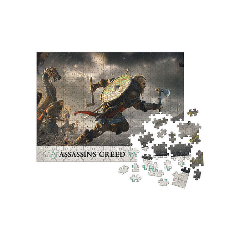 Assassin's Creed Valhalla: Fortress Assault Puzzle - English Edition