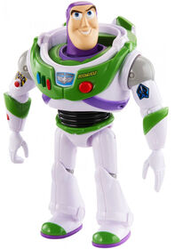 Disney/Pixar Toy Story True Talkers Buzz Lightyear Figure  - English Edition