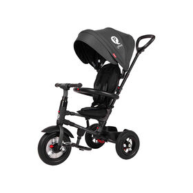 Rito Plus Folding Stroller/ Trike Black