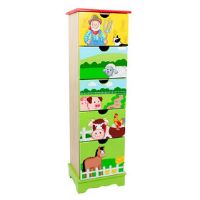 Fantasy Fields - Happy Farm 5 Drawer Cabinet