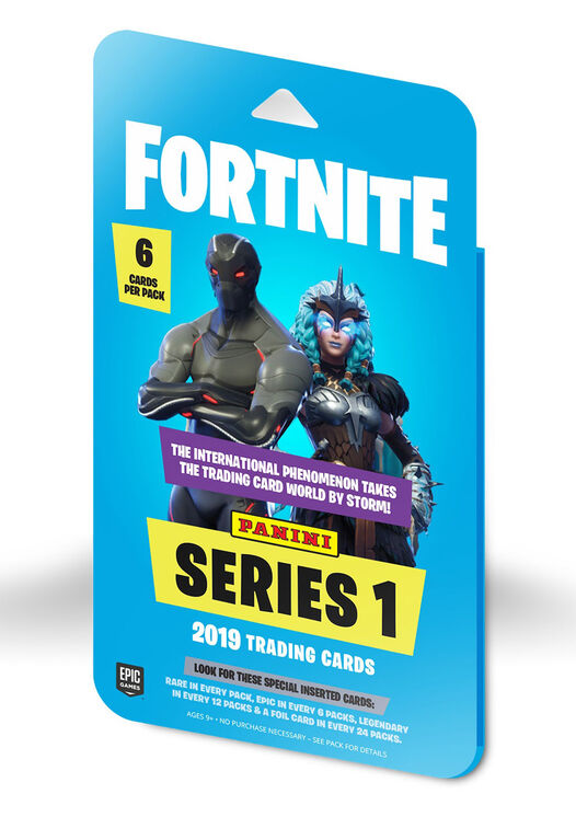 Emballage-coque Fortnite 2019 de Panini