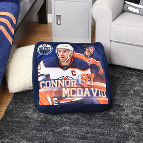 NHL PA Ultimate Fan Jumbo Pillow - Connor McDavid