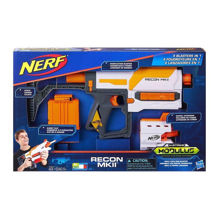 Nerf Modulus - Foudroyeur Recon MKII.