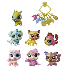Littlest Pet Shop Lucky Pets, grand ensemble Boule de cristal avec animal surprise - Notre Exclusivité