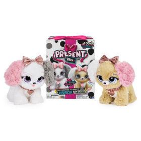 Present Pets, Fancy Surprise Interactive Plush Pet Toy - One pet per purchase