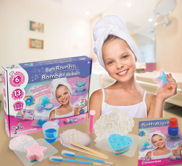 Science4you - Bombes de bain