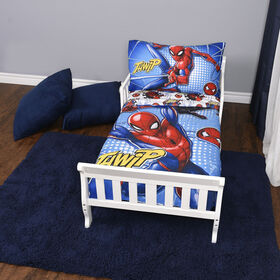 Nemcor - Marvel Spiderman 3-Piece Toddler Bedding Set
