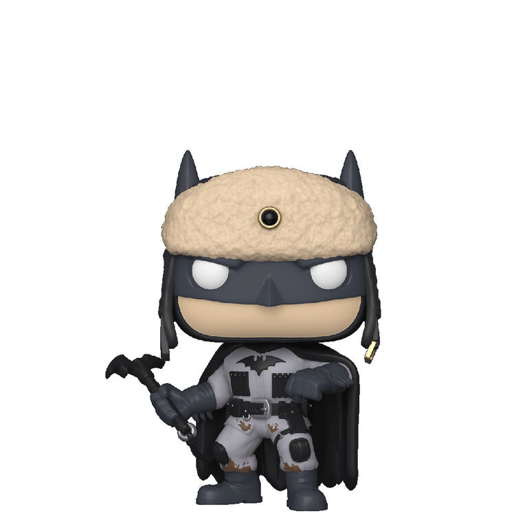 Funko POP! Heroes: Batman 80th - Batman (Red Son 2003)