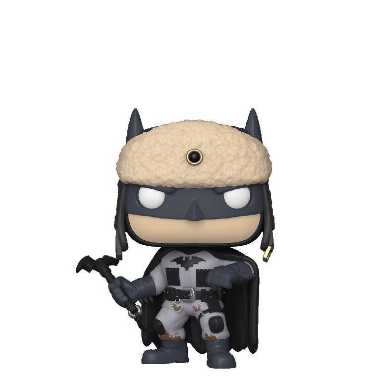 Figurine en Vinyle Batman (Red Son 2003) Par Funko POP! Batman 80th