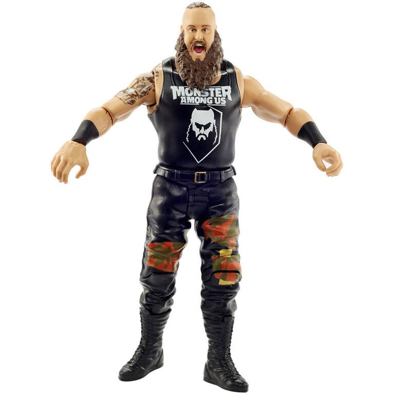 WWE Figure Braun Strowman