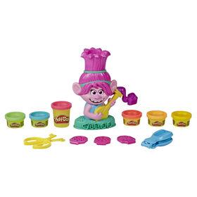 Play-Doh Les Trolls 2 : Tournée mondiale, Poppy Cheveux arc-en-ciel