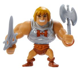 Mega Construx Masters of the Universe Battle Armor He-man Eternia Minis Figure