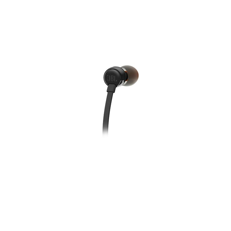 JBL T110 In-Ear Headphones - Black