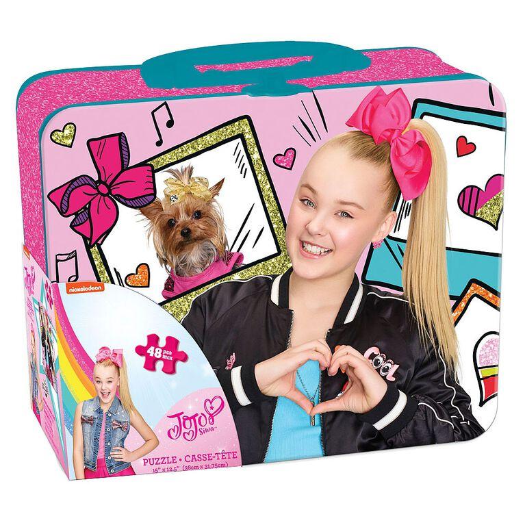 Jojo Siwa Puzzle In A Lunch Box