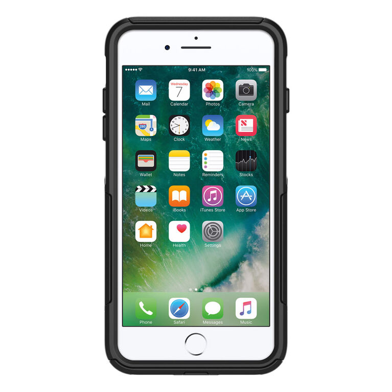OtterBox Commuter iPhone 8/7 Plus Black