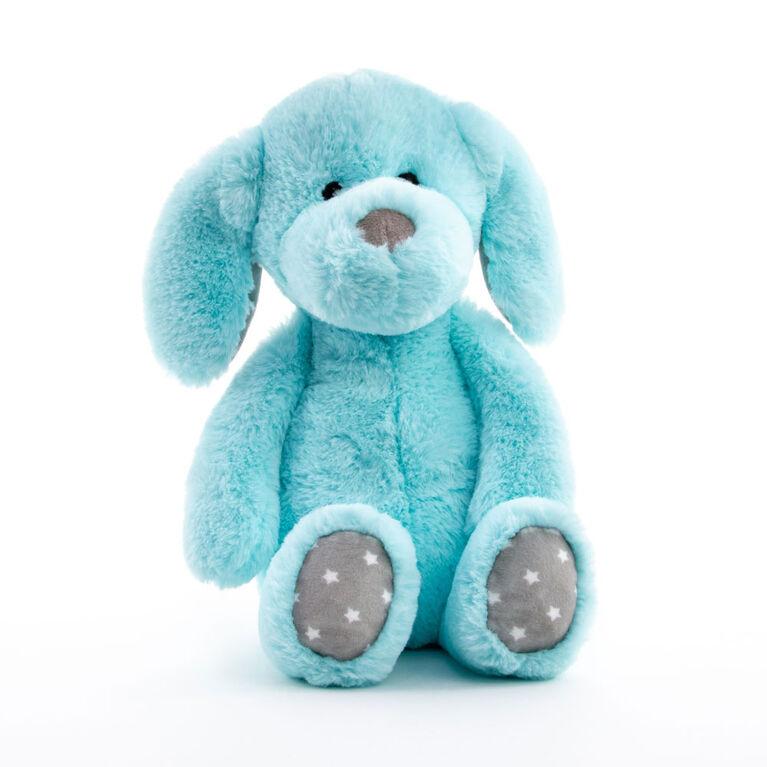 World's Softest Peluche - Chien bleu