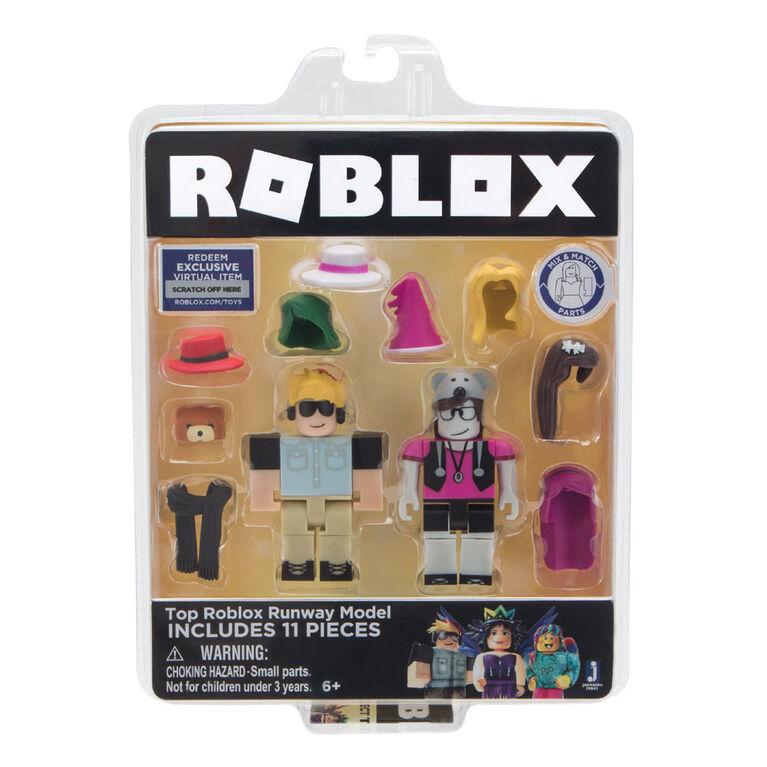 Modèle de piste Roblox.