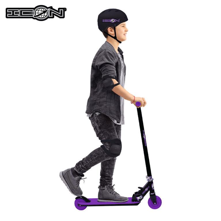 Scooter À Roue Légère Icon Supreme 100 Mm - Violet