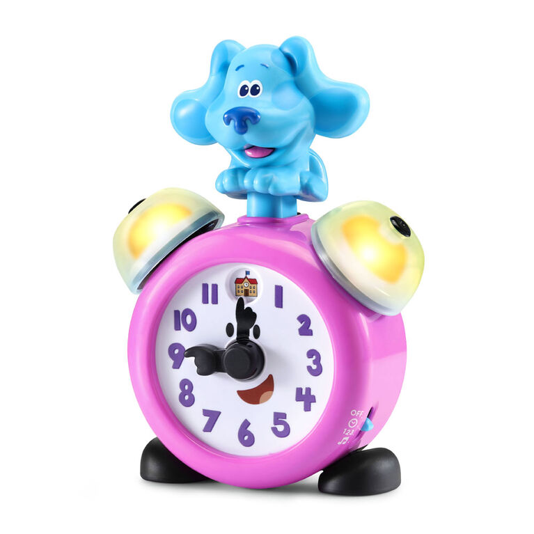 LeapFrog Blue's Clues & You! Tickety Tock Play & Learn Clock - English Edition
