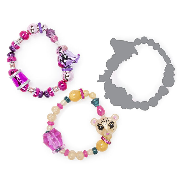 Twisty Petz, Series 2 3 Pack, Rosie Poodle, Chi-Chi Cheetah & Surprise Collectible Bracelet Set