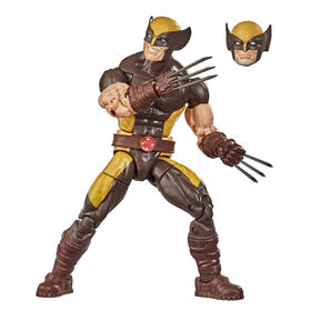 Hasbro Marvel Legends Series X-Men, figurine de collection Wolverine