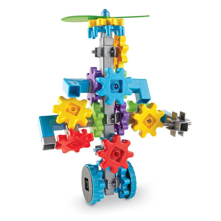 Learning Resources - Gears! Gears! Gears! Flight Gear