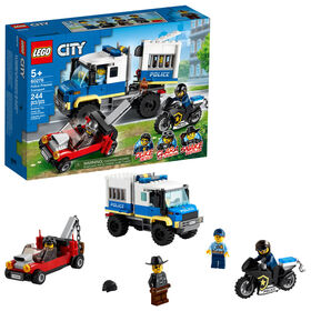LEGO City Police Police Prisoner Transport 60276