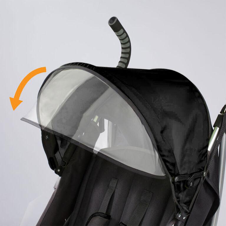 Summer Infant 3Dlite Convenience Stroller - Black