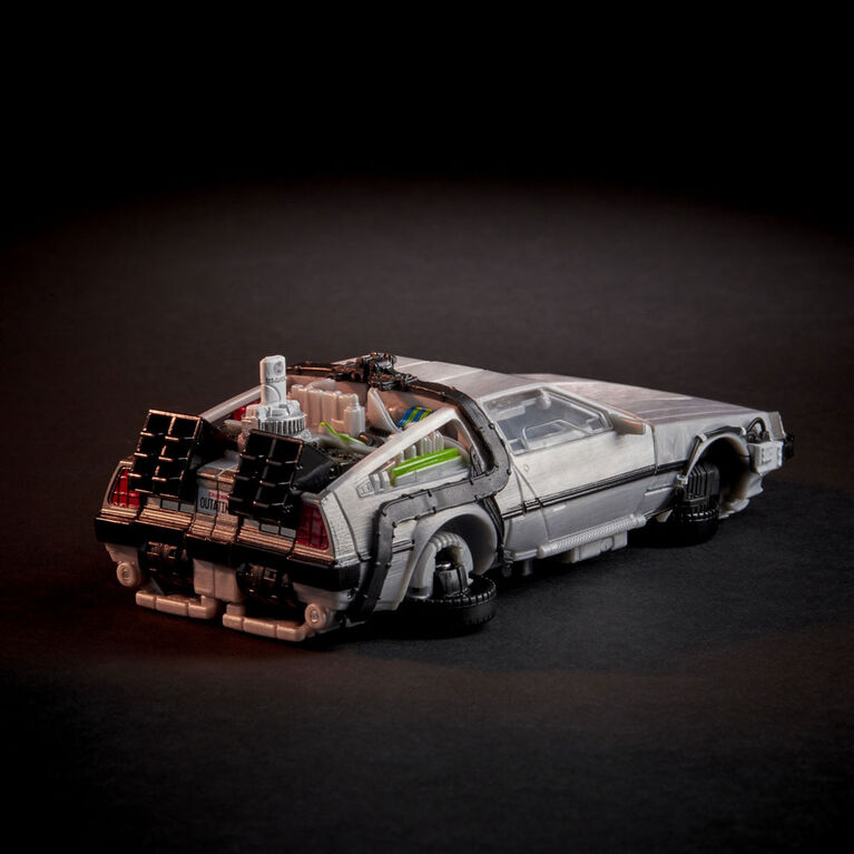 Transformers Collaborative: Back to the Future Mash-Up, Gigawatt
