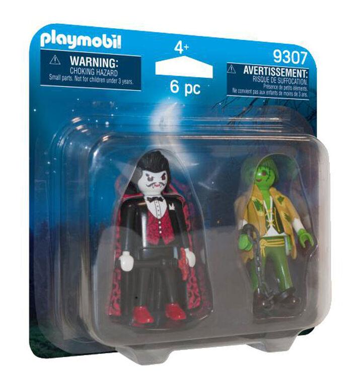 Playmobil - Vampire & Monster