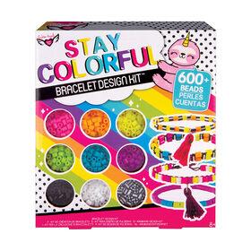 Stay Colorful Bracelet Design Kit