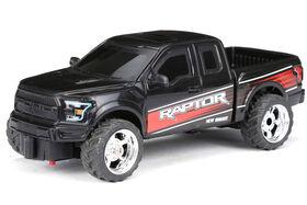 Camion à commande radio et à recharge USB New Bright - Ford Raptor.