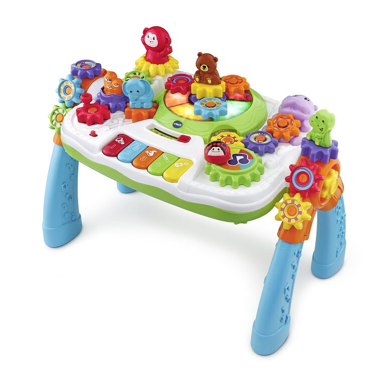 Vtech - GearZooz 2-in-1 Jungle Friends Gear Park - English Edition