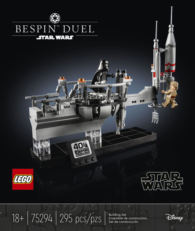 LEGO Star Wars Bespin Duel 75294 - R Exclusive