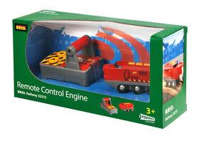 BRIO Remote Control Engine - English Edition