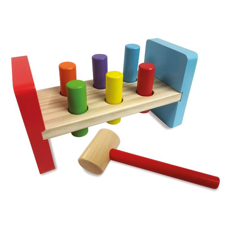 Woodlets - Coffret Hammer Bench - Notre exclusivité