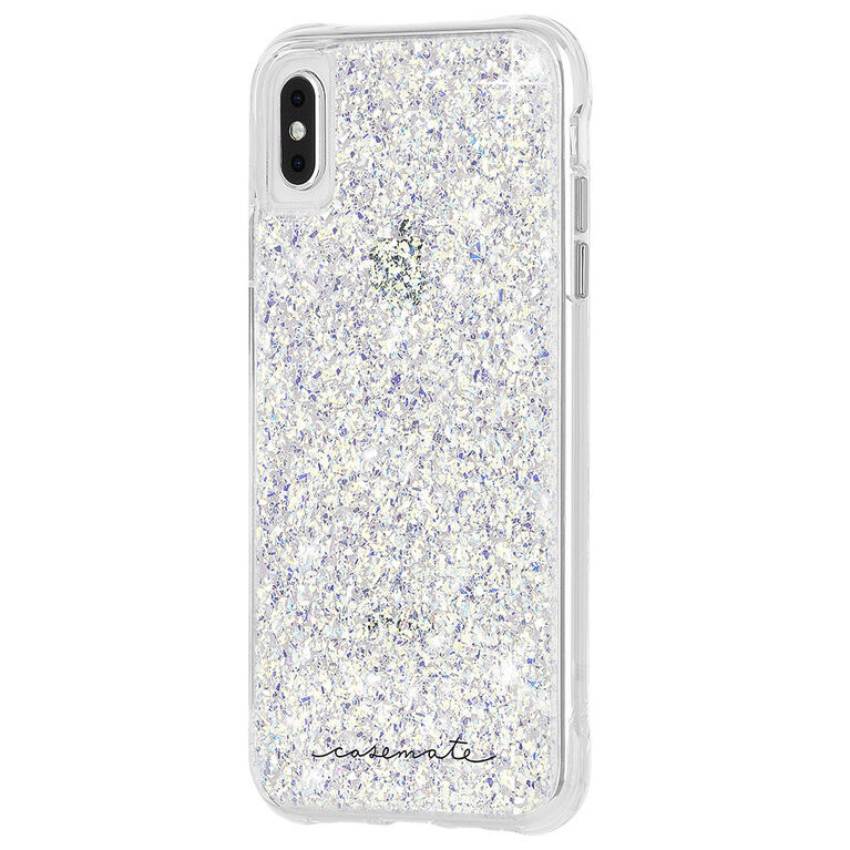 Étui Twinkle de Case-Mate pour iPhone Xs Max, stardust