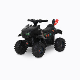 How To Train Your Dragon Toothless Mini Quad 6 Volt Electric Ride On