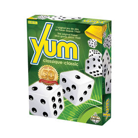Yum Classic Game - French Edition