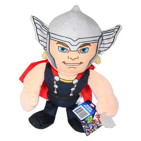 "Disney Marvel Avengers 11"" Plush  -  THOR (GREY)"