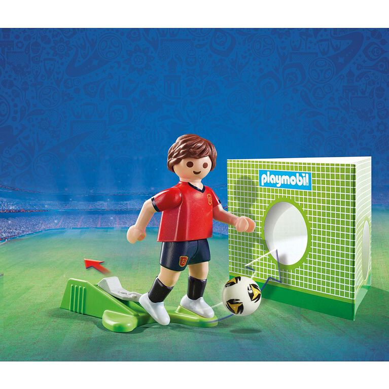 Playmobil - National Team Player Spain