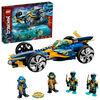 LEGO Ninjago Le bolide sous-marin ninja 71752